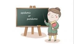 新冠肺炎席卷全球:Epidemic